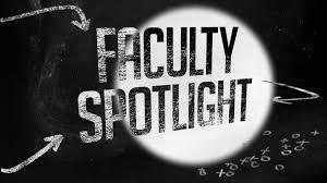 facultyspotlight