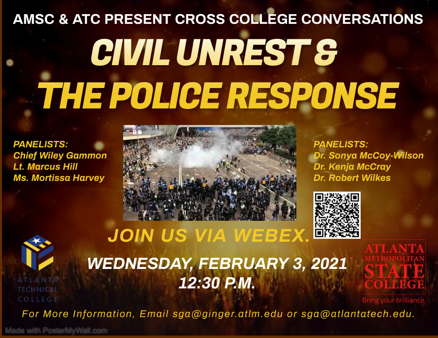 Civil Unrest and Police Response